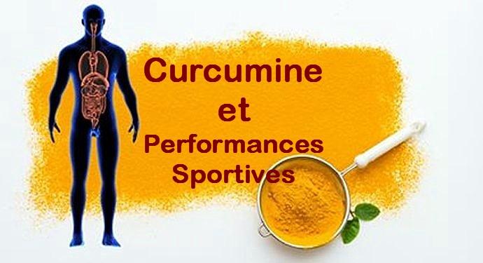 Curcumine et performance sportive